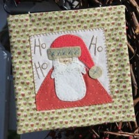 Hatched and Patched - The Santa