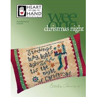 Heart in Hand Needleart - Christmas Night (Wee One)