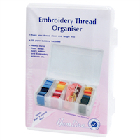 Embroidery Thread Organiser - Medium