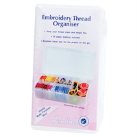 Hemline - Embroidery Thread Organiser - Small