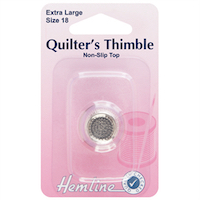 Quilter's Thimble - Extra Large