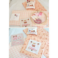 Hoop Keep (Country Cottage Pink)
