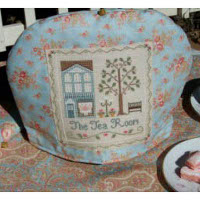 Impie Hattie and Bea - Tea Room Cozy