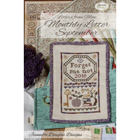 Jeannette Douglas Designs - Letters from Mom 2 - September