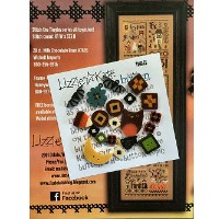 Just Another Button Company - Lizzie Kate Tingles - Button Pack