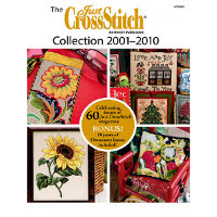 Just Cross Stitch Magazine - Cross Stitch Collection 2001-2010 DVD