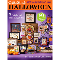 Just Cross Stitch Magazine - Halloween Collector's Issue 2019