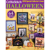 Just Cross Stitch Magazine - Halloween Collector's Issue 2018