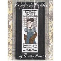 Kathy Barrick - Exceedingly Fine Tea