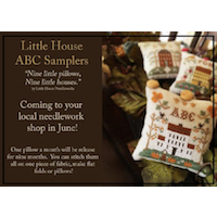 ABC Sampler Houses Project of the Month Club