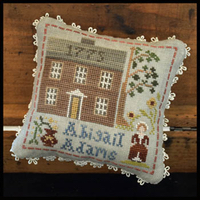 Little House Needleworks - Early Americans - Abigail Adams