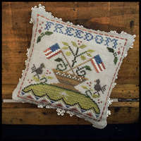Little House Needleworks - Early Americans - Freedom