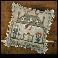 Little House Needleworks - Early Americans - John Hancock