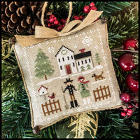 Little House Needleworks - Farmhouse Christmas 8 - Farm Folk