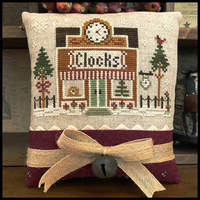 Little House Needleworks - Hometown Holiday - Clockmaker