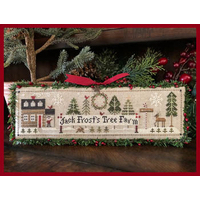 Little House Needleworks - Jack Frost Tree Farm 1 - Jack Frost