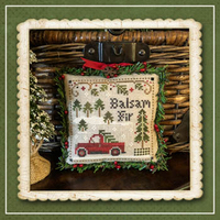 Little House Needleworks - Jack Frost Tree Farm 4 - Balsam Fir