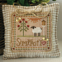 Little House Needleworks - Little Sheep Virtues #6 - Simplicity