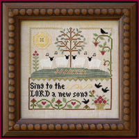Little House Needleworks - Sing to the Lord