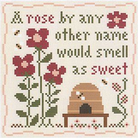 Little House Needleworks - Sweet Rose floss pack