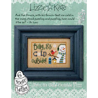 Lizzie*Kate - 6 Snowy Belles - Baby It's Cold Outside