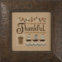 Lizzie*Kate - A Little Thankful Kit