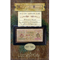Lizzie*Kate - Holly & Hearts Mystery Sampler - Part 3