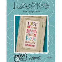 Lizzie*Kate - Now & Then - Live, Laugh, Love