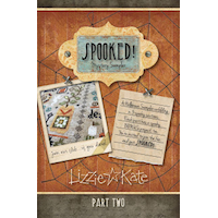 Lizzie*Kate - Spooked! Mystery Sampler - Part 2