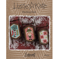 Lizzie*Kate - Stocking Sleds