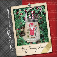 Lizzie*Kate - Very Merry Santa Limited Edition Kit