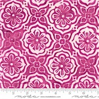 Moda - Latitude Batiks 27250-277 Treasure Sunset