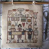 Nikyscreations - House of Quilting
