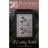 Plum Street Samplers - A Country Winter
