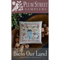 Plum Street Samplers - Bless Our Land