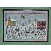 Praiseworthy Stitches - Jingle All the Way