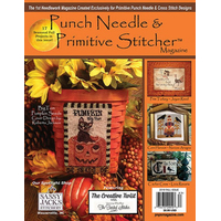 Punch Needle and Primitive Stitcher - Fall 2018