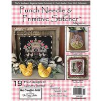 Punch Needle and Primitive Stitcher - Spring 2020