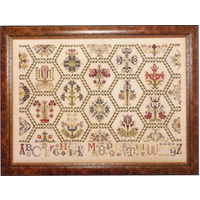 Rosewood Manor - Parchment Tapestry
