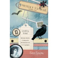 SamSarah Design Studio - Something Wicked Mystery Sampler - Part 1