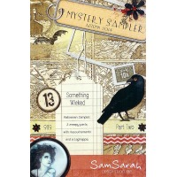 SamSarah Design Studio - Something Wicked Mystery Sampler - Part 2