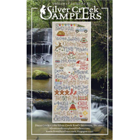Silver Creek Samplers - My Christmas List