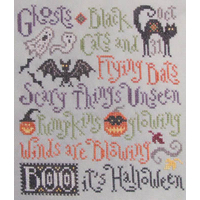 Silver Creek Samplers - Scary Things October Brings