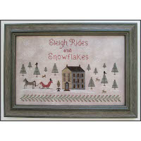 The Scarlett House - Sleigh Rides and Snowflakes