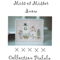 Tralala Collection - Miss et Mister Snow