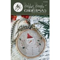 With Thy Needle and Thread - Holiday Hoopla - Christmas