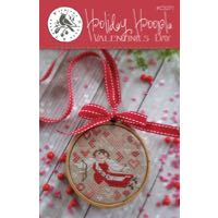 With Thy Needle and Thread - Holiday Hoopla - Valentine's Day