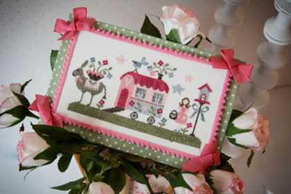 Tralala Collection - Jolie Roulotte (Pretty Caravan)