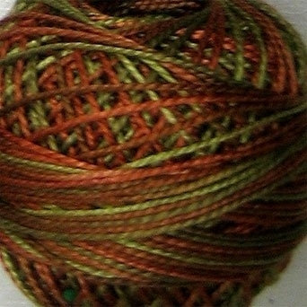 Valdani - 3-Ply - Copper Leaf (M78)