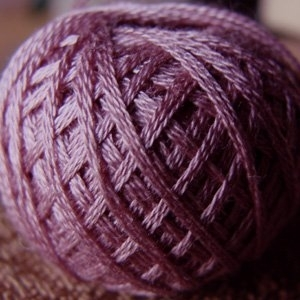 Valdani - 3-Ply - Distant Mauve Medium (882)